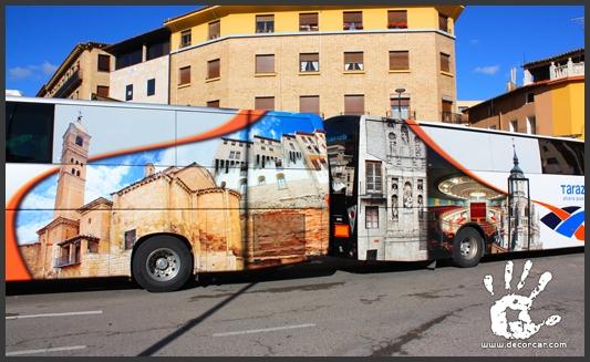 Rotulación de Vehículos en Zaragoza